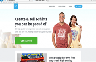 course about teespring