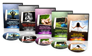 Guided meditations course